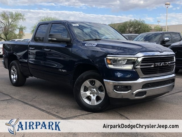 2019 Ram 1500 Quad Cab 4x4,  Pickup #KN602758 - photo 1