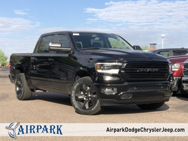2019 Ram 1500 Crew Cab 4x4,  Pickup #KN630848 - photo 1