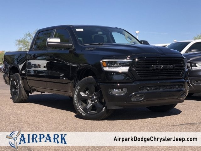 2019 Ram 1500 Crew Cab 4x4,  Pickup #KN630849 - photo 1