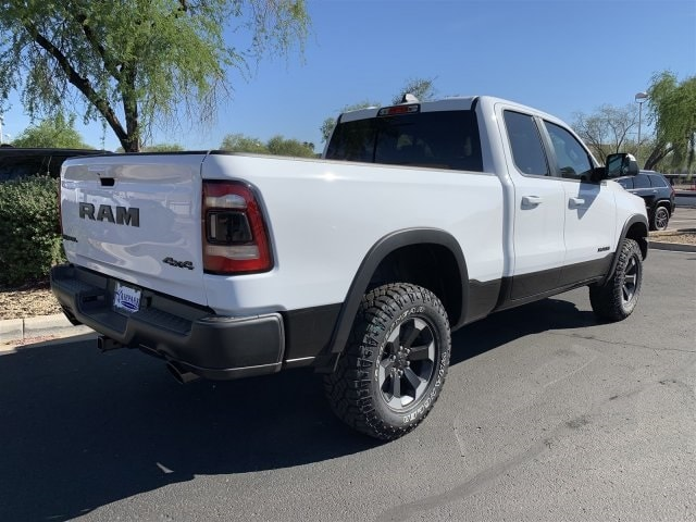 2019 Ram 1500 Quad Cab 4x4,  Pickup #KN663194 - photo 2