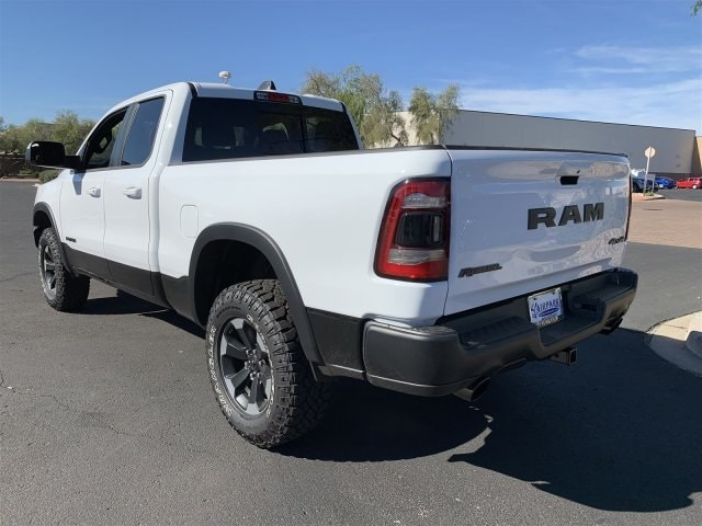 2019 Ram 1500 Quad Cab 4x4,  Pickup #KN663194 - photo 3