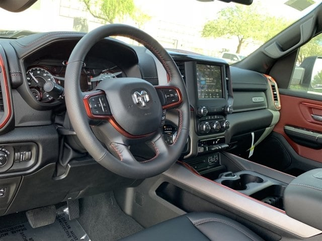 2019 Ram 1500 Crew Cab 4x4,  Pickup #KN676082 - photo 8