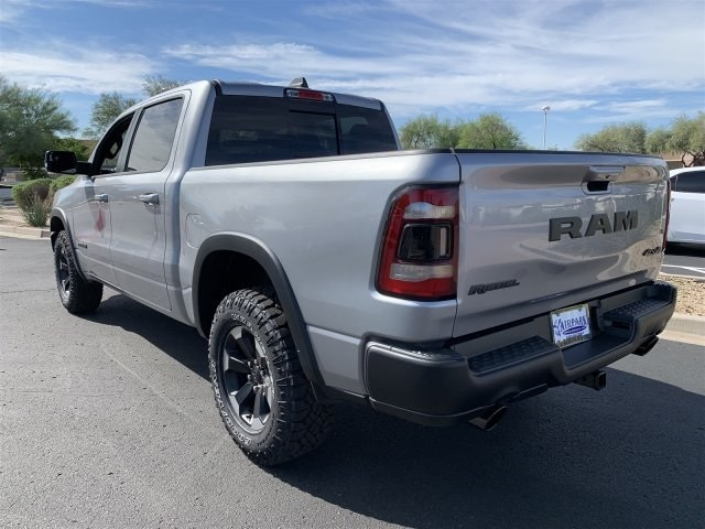 2019 Ram 1500 Crew Cab 4x4,  Pickup #KN676082 - photo 3