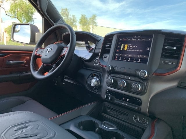 2019 Ram 1500 Crew Cab 4x4,  Pickup #KN676082 - photo 5