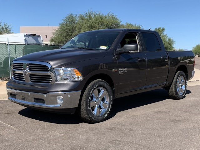 2019 Ram 1500 Crew Cab 4x4,  Pickup #KS551743 - photo 4