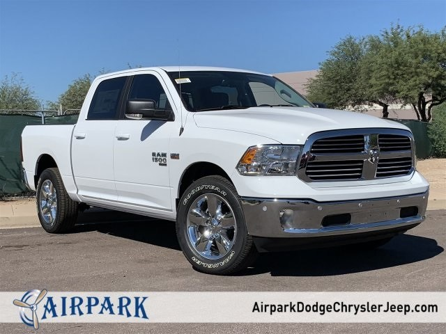 2019 Ram 1500 Crew Cab 4x4,  Pickup #KS560826 - photo 1