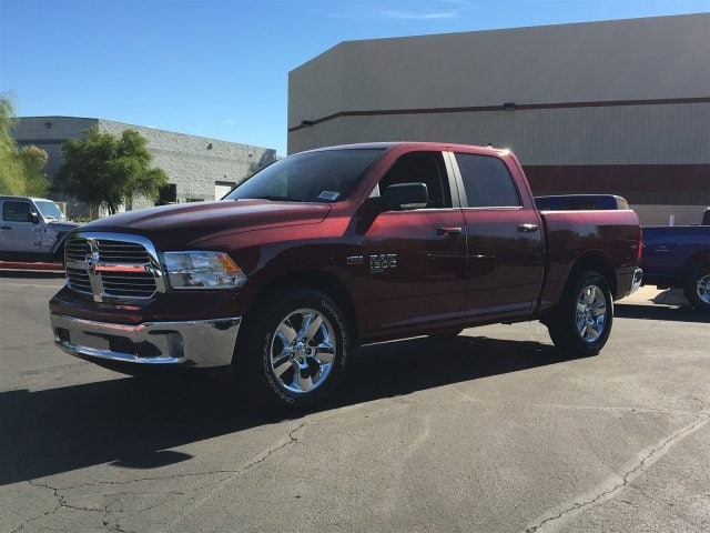 2019 Ram 1500 Crew Cab 4x4,  Pickup #KS560832 - photo 4