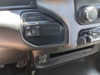 2021 Ram 5500 Regular Cab DRW 4x4,  Duramag Dump Body #T21237 - photo 11