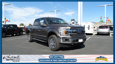 2018 F-150 SuperCrew Cab 4x4,  Pickup #50040 - photo 1
