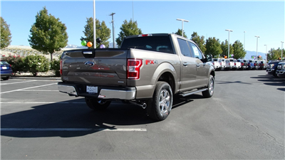 2018 F-150 SuperCrew Cab 4x4,  Pickup #50040 - photo 2