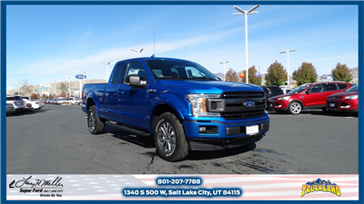 2018 F-150 Super Cab 4x4,  Pickup #50113 - photo 1
