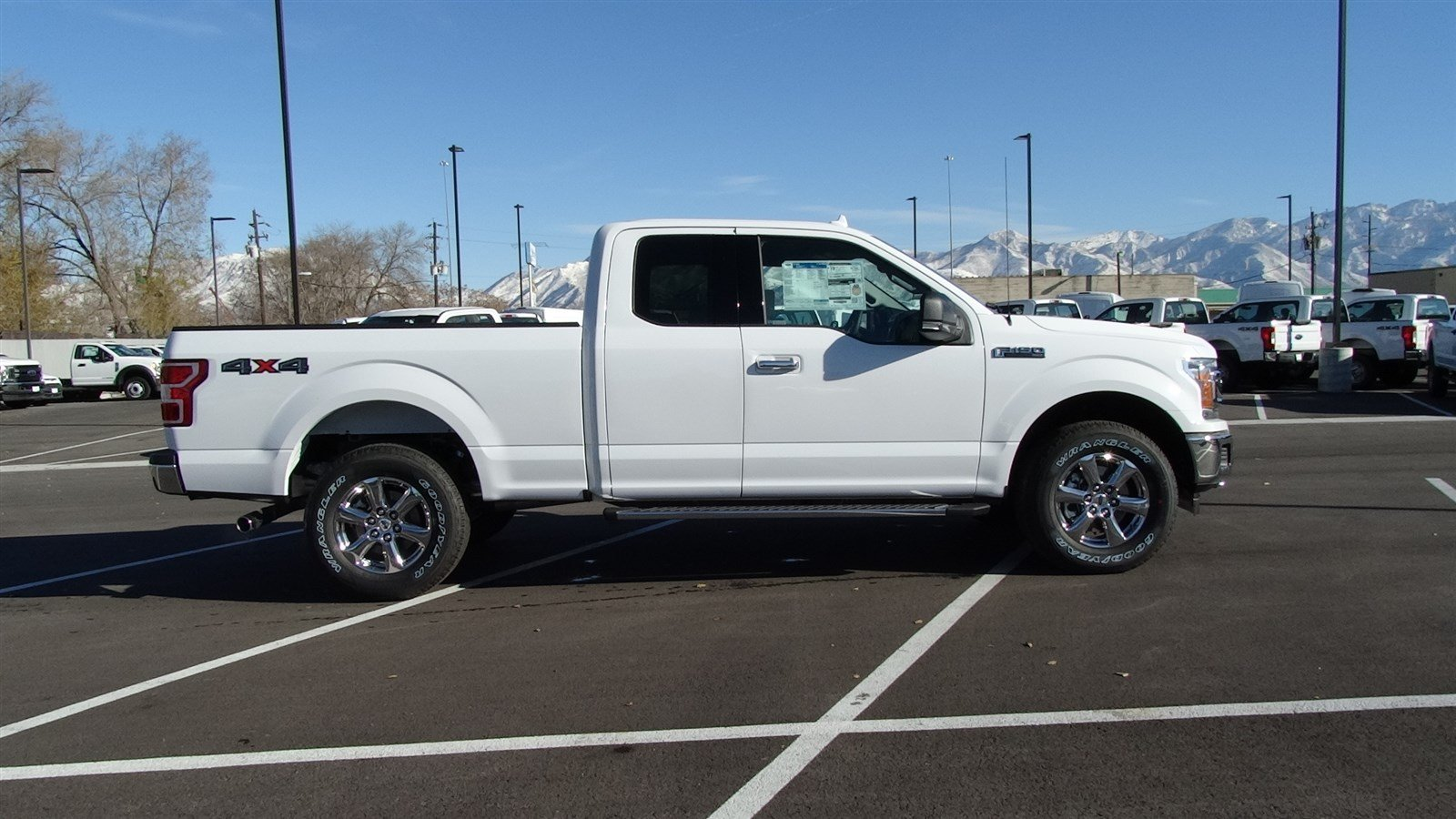2018 F-150 Super Cab 4x4,  Pickup #50118 - photo 3
