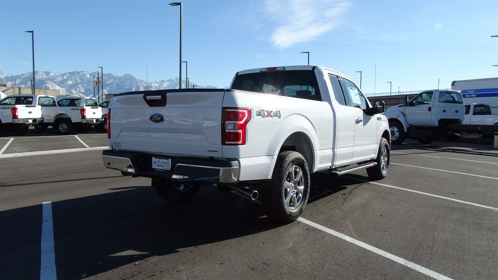 2018 F-150 Super Cab 4x4,  Pickup #50118 - photo 2