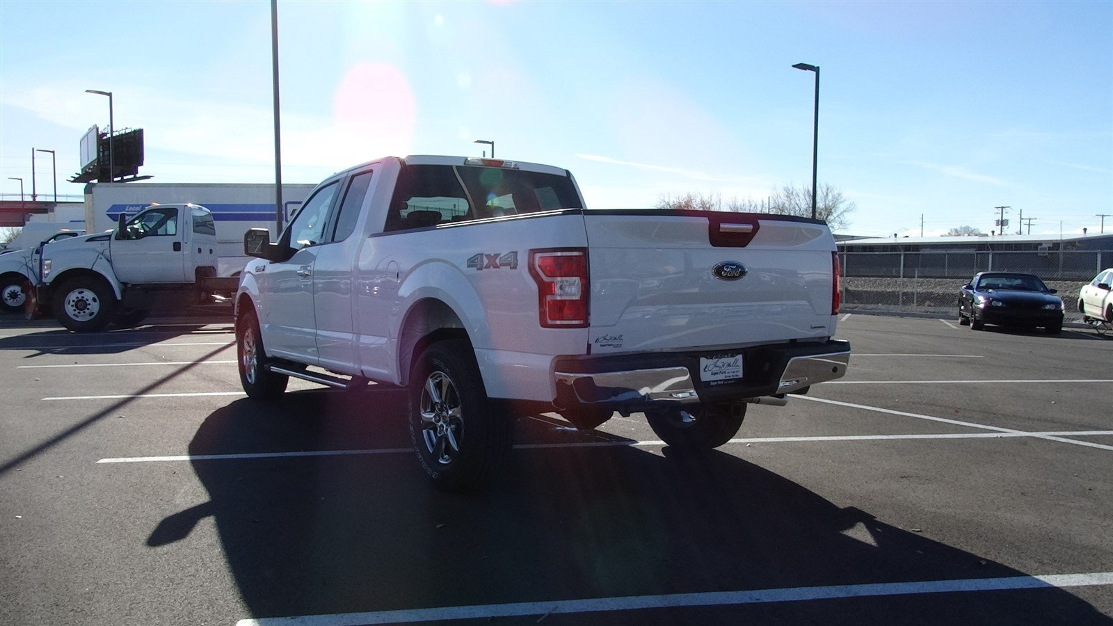 2018 F-150 Super Cab 4x4,  Pickup #50118 - photo 5