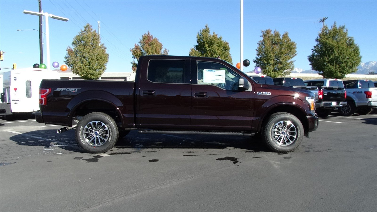 2018 F-150 SuperCrew Cab 4x4,  Pickup #50130 - photo 3