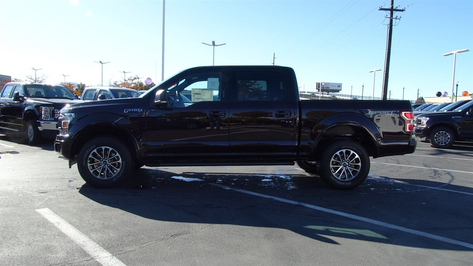 2018 F-150 SuperCrew Cab 4x4,  Pickup #50130 - photo 6