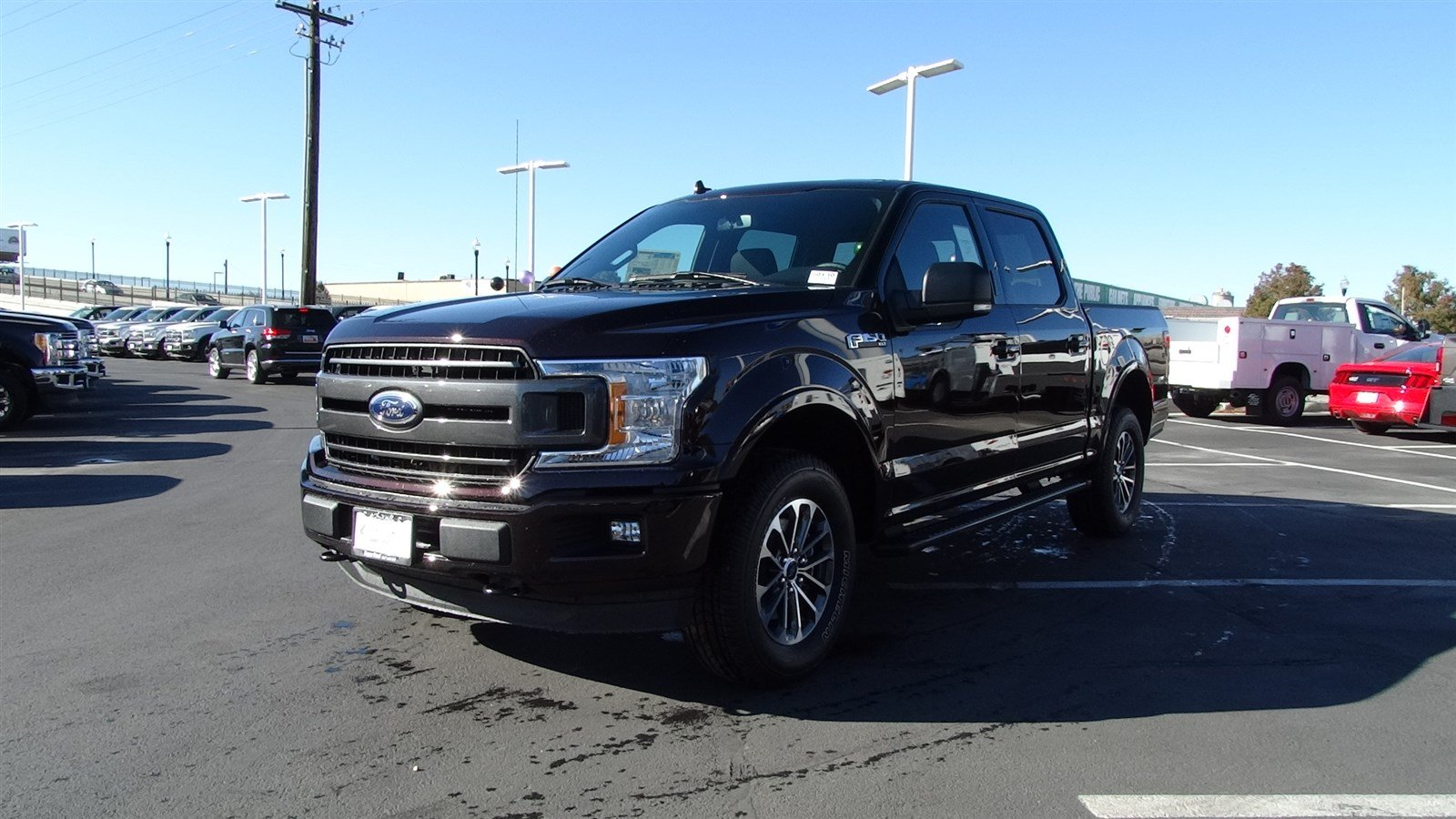 2018 F-150 SuperCrew Cab 4x4,  Pickup #50130 - photo 7