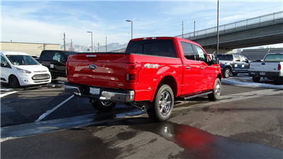 2018 F-150 SuperCrew Cab 4x4,  Pickup #50374 - photo 2