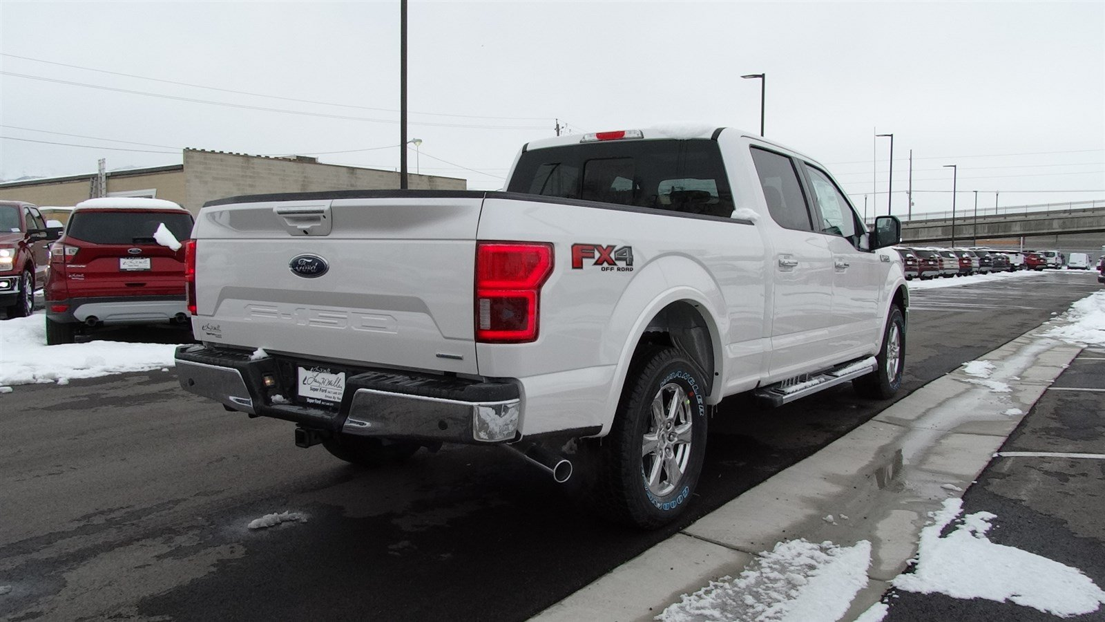 2018 F-150 SuperCrew Cab 4x4,  Pickup #50500 - photo 2