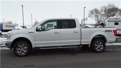 2018 F-150 SuperCrew Cab 4x4,  Pickup #50500 - photo 6