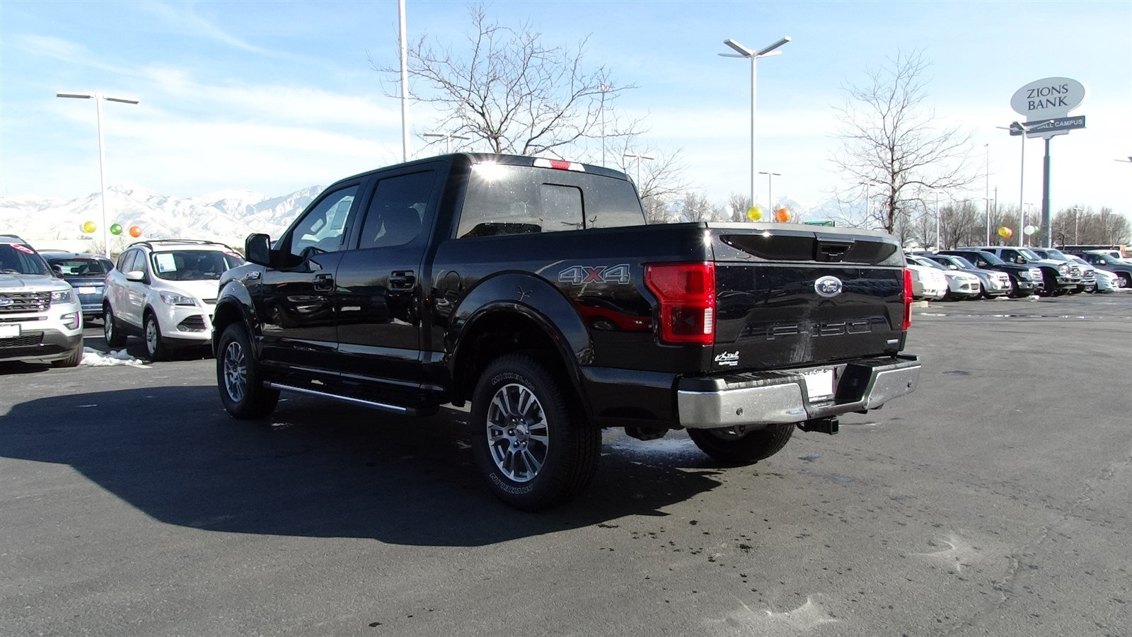 2018 F-150 SuperCrew Cab 4x4,  Pickup #50549 - photo 5