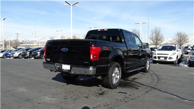 2018 F-150 SuperCrew Cab 4x4,  Pickup #50549 - photo 2