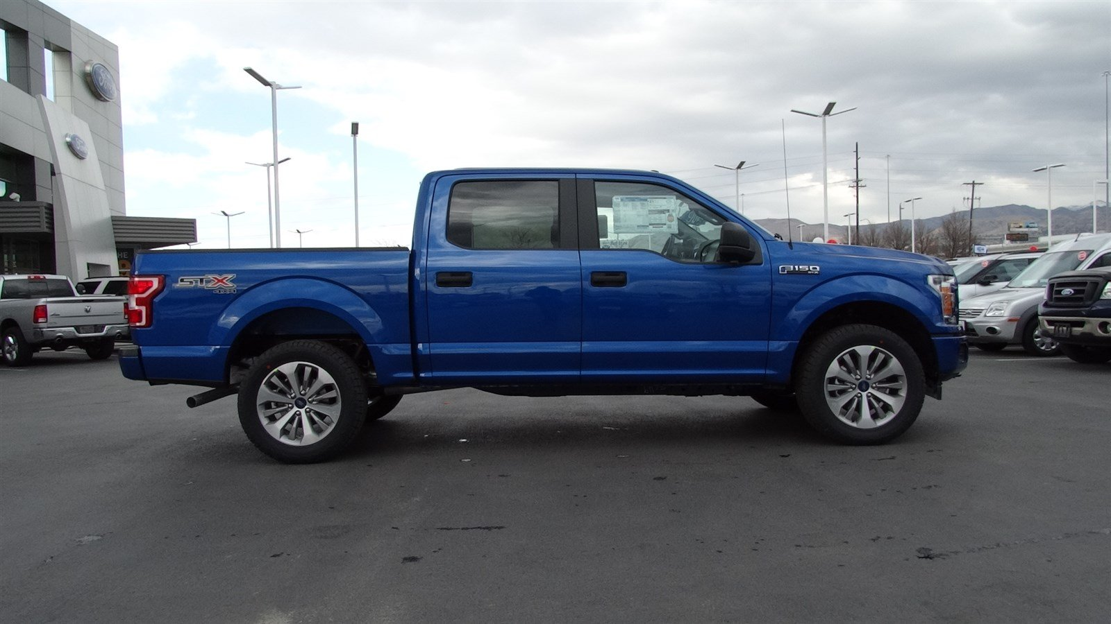 2018 F-150 SuperCrew Cab 4x4,  Pickup #50575 - photo 3