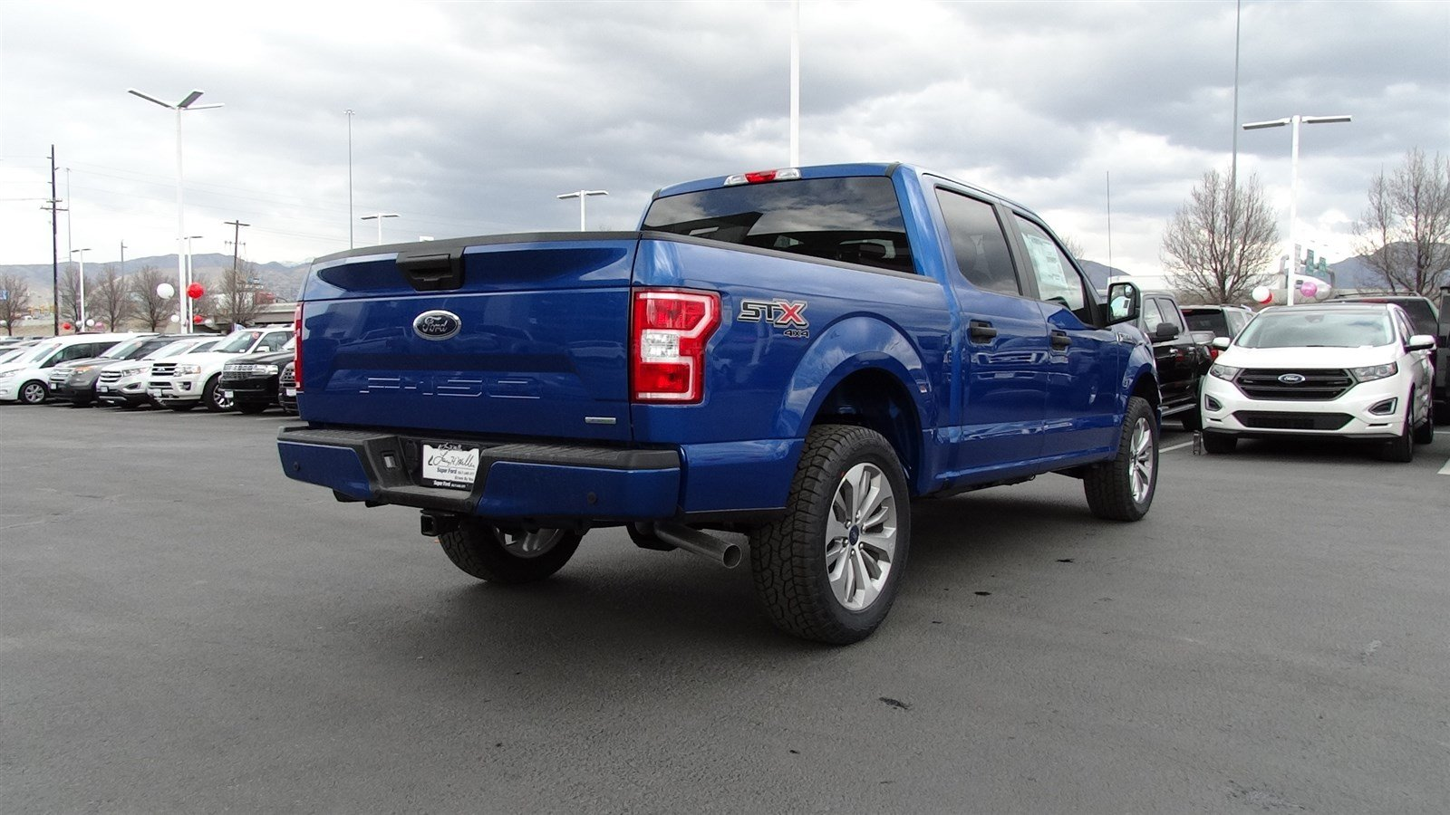 2018 F-150 SuperCrew Cab 4x4,  Pickup #50575 - photo 2