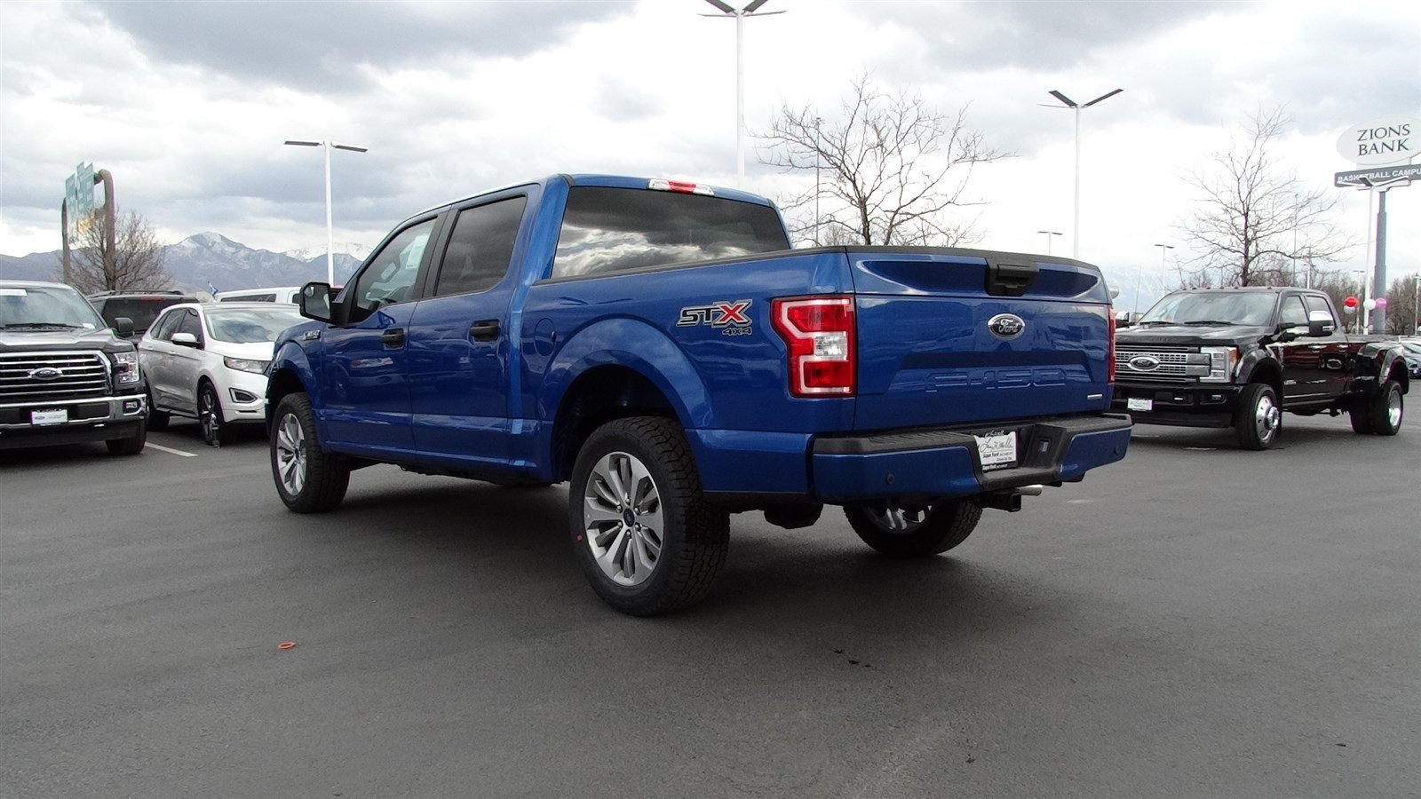 2018 F-150 SuperCrew Cab 4x4,  Pickup #50575 - photo 5