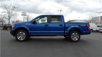 2018 F-150 SuperCrew Cab 4x4,  Pickup #50575 - photo 6