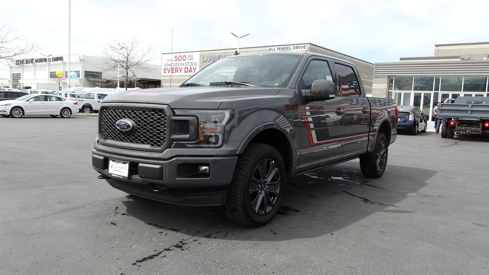 2018 F-150 SuperCrew Cab 4x4,  Pickup #50683 - photo 7