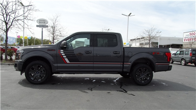 2018 F-150 SuperCrew Cab 4x4,  Pickup #50683 - photo 6