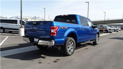 2018 F-150 SuperCrew Cab 4x4,  Pickup #50732 - photo 2