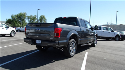 2018 F-150 SuperCrew Cab 4x4,  Pickup #50891 - photo 2