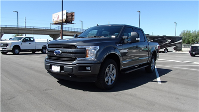 2018 F-150 SuperCrew Cab 4x4,  Pickup #50891 - photo 7