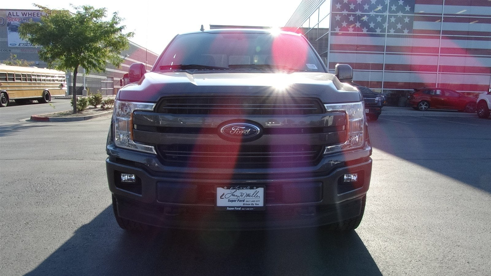 2018 F-150 SuperCrew Cab 4x4,  Pickup #51101 - photo 8