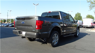 2018 F-150 SuperCrew Cab 4x4,  Pickup #51101 - photo 2