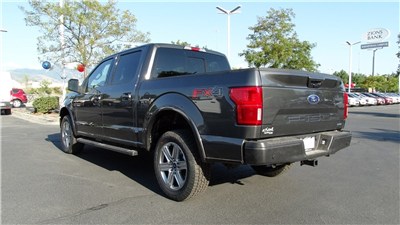 2018 F-150 SuperCrew Cab 4x4,  Pickup #51101 - photo 5