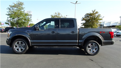 2018 F-150 SuperCrew Cab 4x4,  Pickup #51101 - photo 6