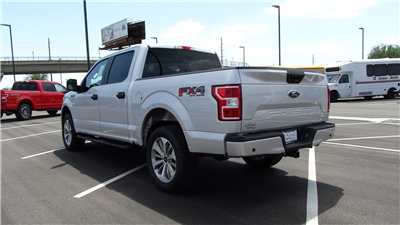 2018 F-150 SuperCrew Cab 4x4,  Pickup #51113 - photo 5