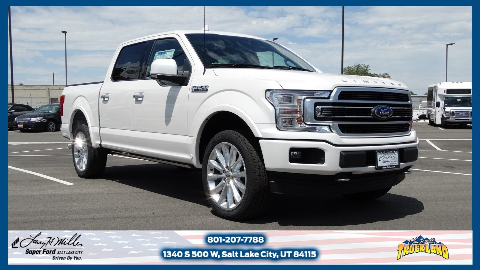 2018 F-150 SuperCrew Cab 4x4,  Pickup #51126 - photo 1