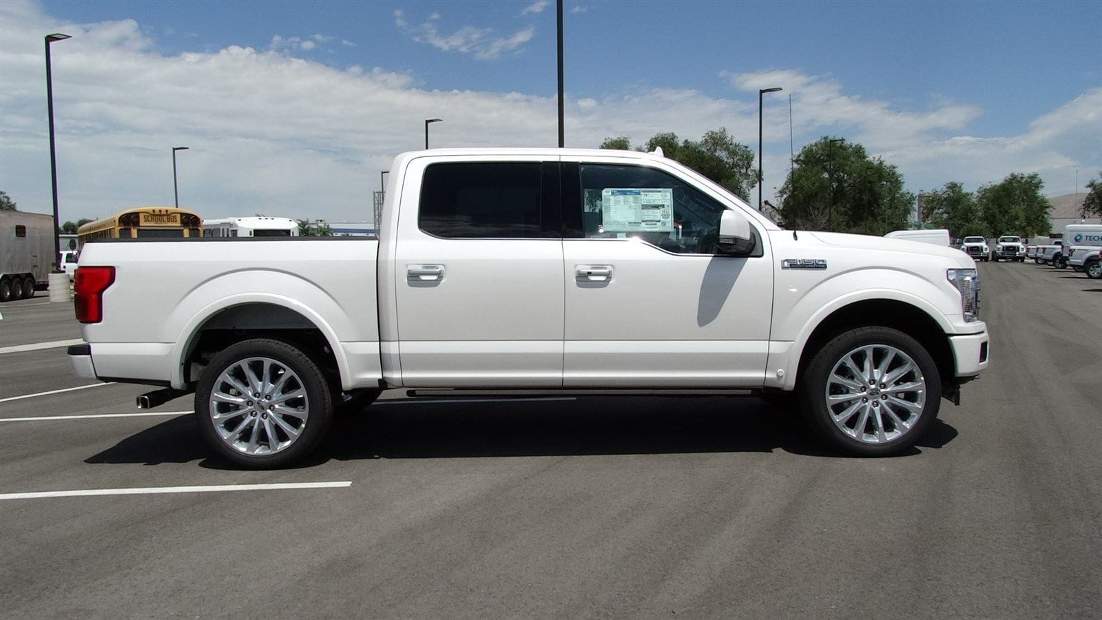 2018 F-150 SuperCrew Cab 4x4,  Pickup #51126 - photo 3