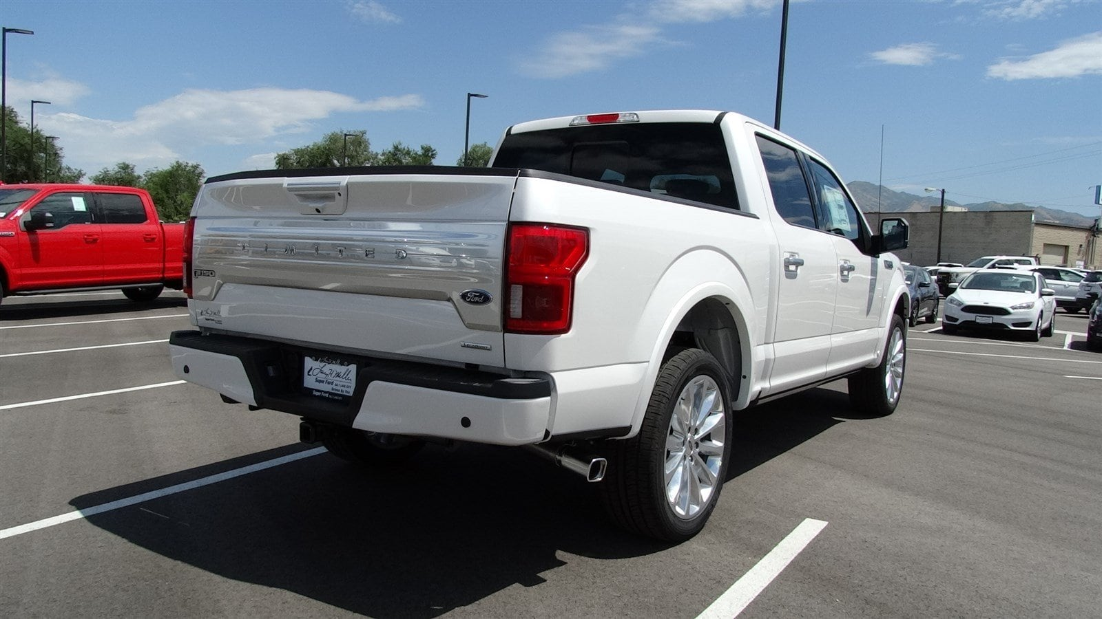 2018 F-150 SuperCrew Cab 4x4,  Pickup #51126 - photo 2