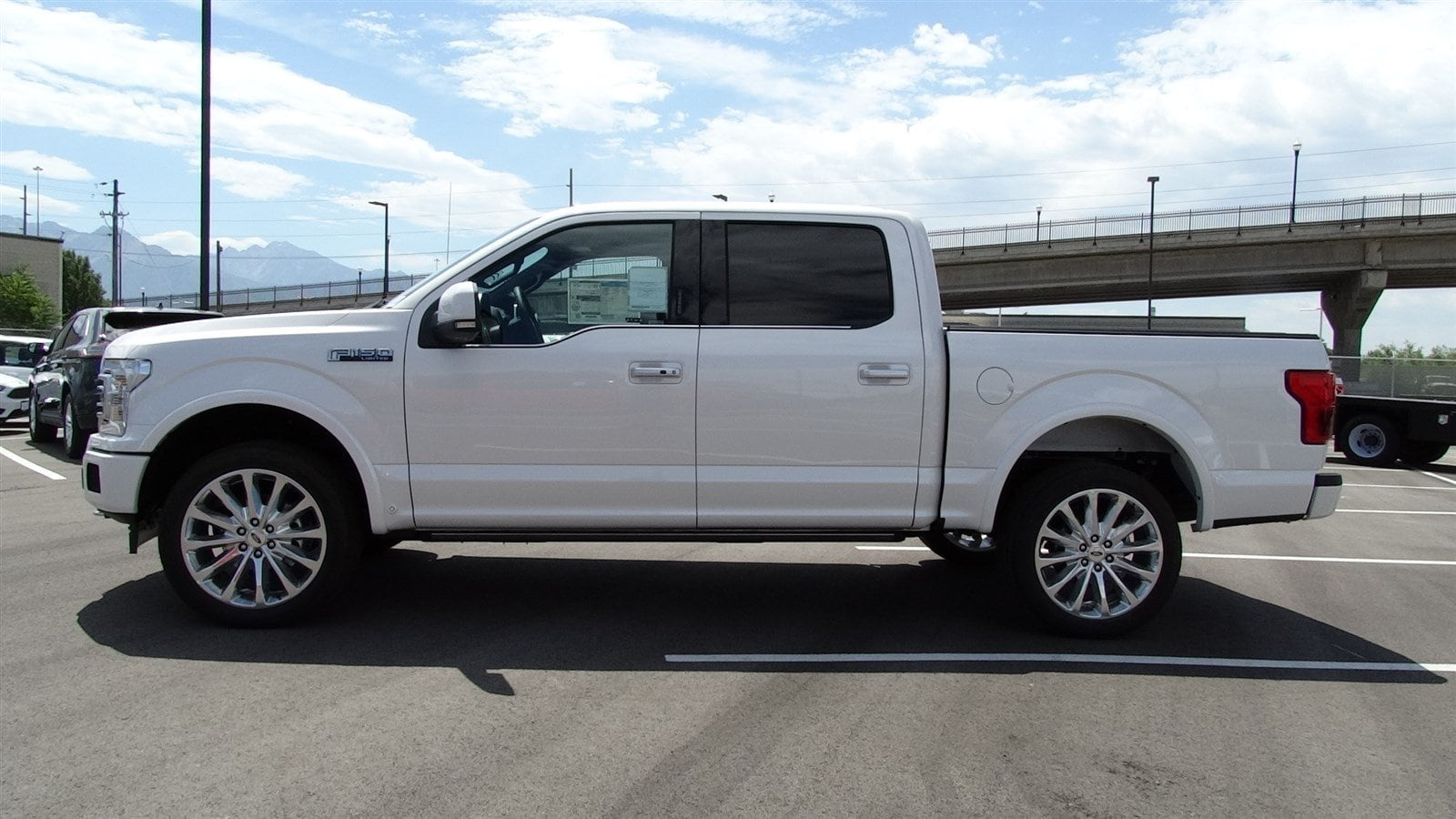 2018 F-150 SuperCrew Cab 4x4,  Pickup #51126 - photo 6