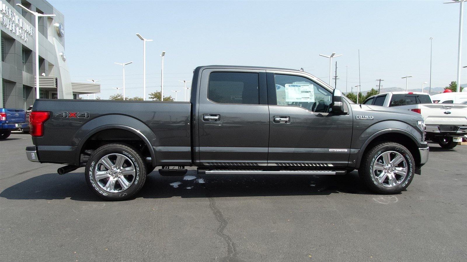 2018 F-150 SuperCrew Cab 4x4,  Pickup #51169 - photo 3