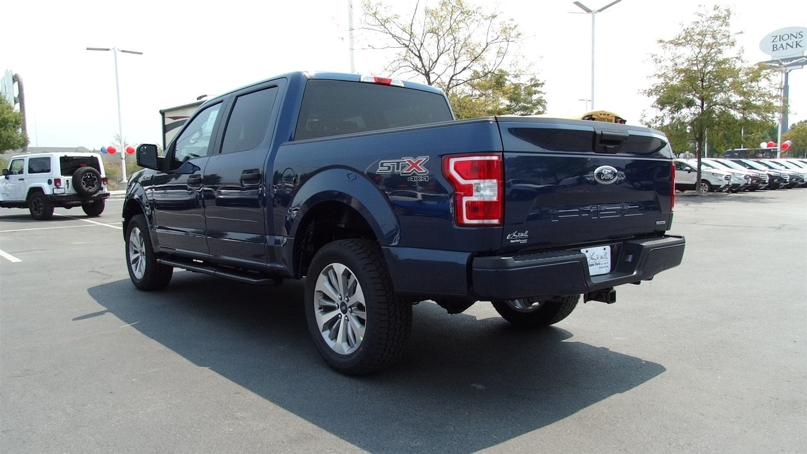 2018 F-150 SuperCrew Cab 4x4,  Pickup #51198 - photo 5
