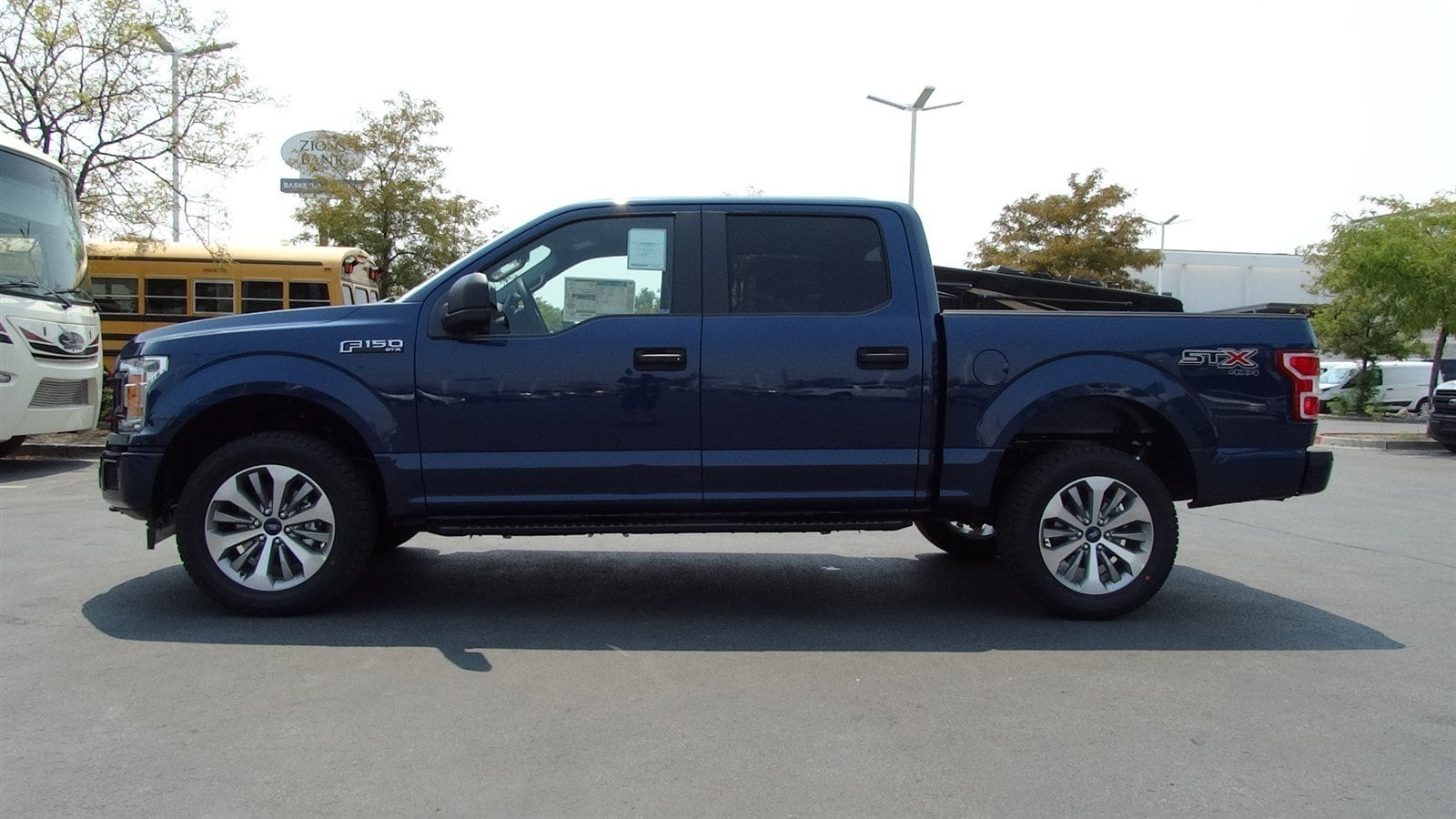 2018 F-150 SuperCrew Cab 4x4,  Pickup #51198 - photo 6