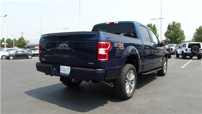 2018 F-150 SuperCrew Cab 4x4,  Pickup #51198 - photo 2