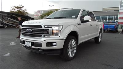 2018 F-150 SuperCrew Cab 4x4,  Pickup #51225 - photo 7