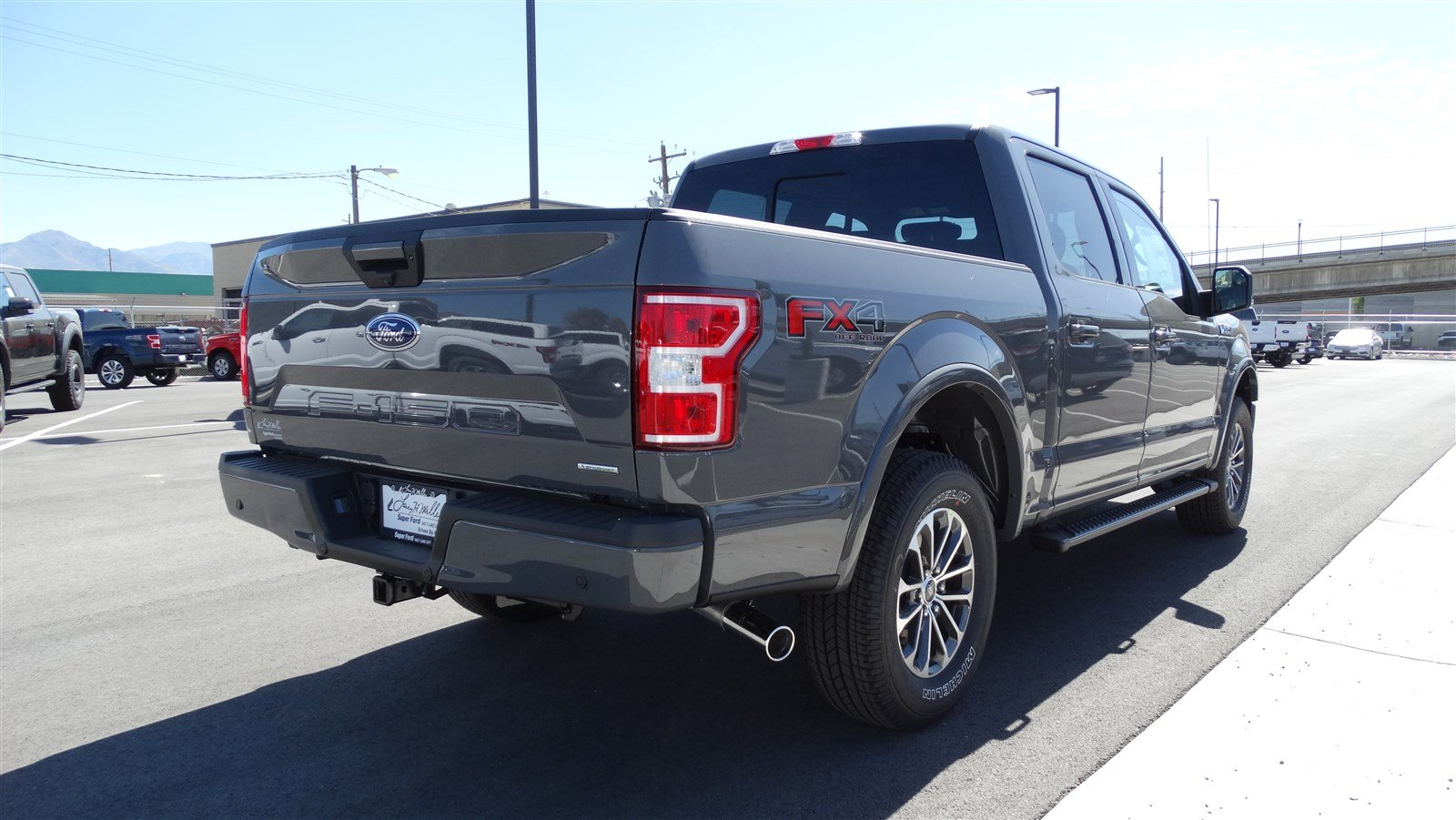 2018 F-150 SuperCrew Cab 4x4,  Pickup #51300 - photo 2
